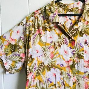 Tops - Aloha Shirt